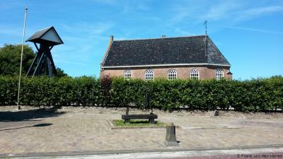 Boijl, Hervormde kerk met klokkenstoel