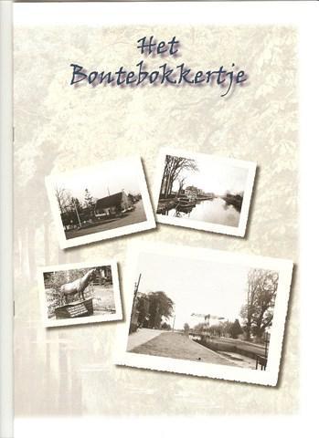 Naast door diverse lokale websites (zie de links op onze pagina) worden de Bontebokkers vier keer per jaar van actuele ontwikkelingen in het dorp op de hoogte gehouden door dorpskrant Het Bontebokkertje.