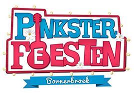 Een van de andere grote evenementen in Bornerbroek zijn de Pinksterfeesten, 4 dagen feest in het Pinksterweekend, waarvoor honderden vrijwilligers uit het dorp zich inzetten. De opbrengsten komen ten goede aan vele goede doelen in het dorp.