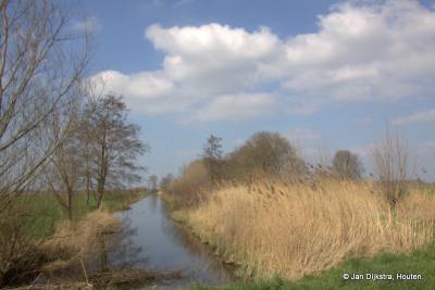 Natuur- en recreatiegebied Bosdijk, O van buurtschap Portengen