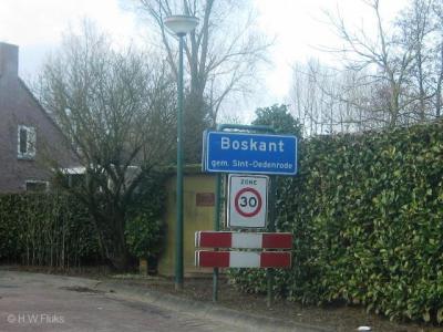 Boskant is het jongste dorp van de gemeente Meierijstad. Het dorp is namelijk pas na de Tweede Wereldoorlog gebouwd. Zie daarvoor het hoofdstuk Geschiedenis.