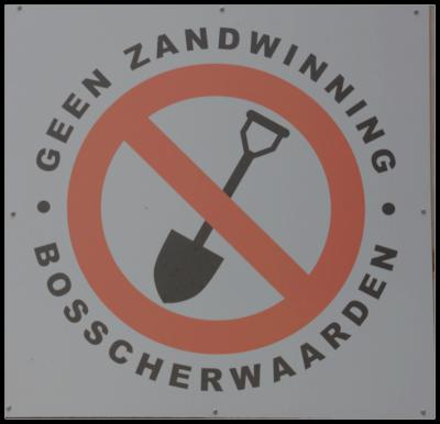 De firma Bosscherwaarden BV wil 12 miljoen m3 zand afgraven in de uiterwaarden rond de voormalige steenfabriek De Bosscherwaarden in buurtschap De Noord. Niet iedereen vindt dat een goed plan. De gemeenteraad neemt er vóór zomer 2018 een besluit over.