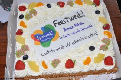 In de laatste week van de zomervakantie is er in Boven Pekela de Kinderspelweek
