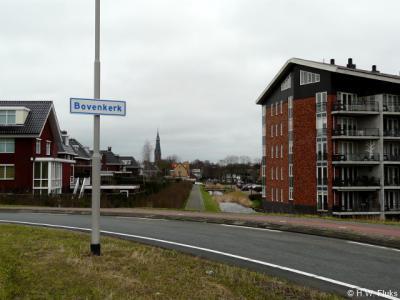 De plaatsnaambordjes Bovenkerk (formeel wijkbordjes, omdat het voormalige dorp tegenwoordig formeel een wijk van Amstelveen is) waren op enig moment verdwenen, maar zijn recentelijk gelukkig weer teruggeplaatst.