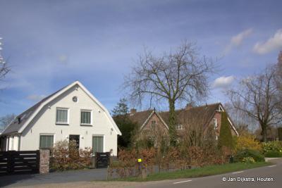 Buurtschap Breudijk is rijk aan monumentale huizen en boerderijen