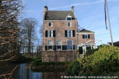 Breukelen, Buitenplaats Oudaen