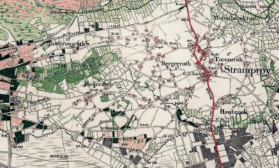 Tot ca. 1930 is er in de gemeente Stramproy sprake van een buurtschap met de spelling Breijvensroth die op de kaarten WNW van de dorpskern van Stramproy wordt gepositioneerd. (Maar de betrouwbaarheid van kaarten is niet altijd je van het...)