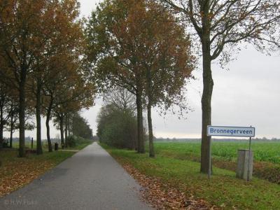 Bronnegerveen is een dorp in de gemeente Borger-Odoorn. T/m 1997 gemeente Borger.