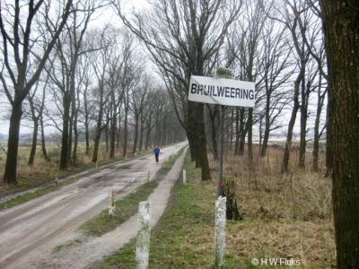 Bij Bruilweering staat een naambordje, waardoor je zou kunnen denken dat het een buurtschap is. Het is echter een volkstuin- en recreatiewoningencomplex. Bij de herindelingen van 1998 is het O deel middels grenscorrectie naar de gemeente Groningen gegaan.