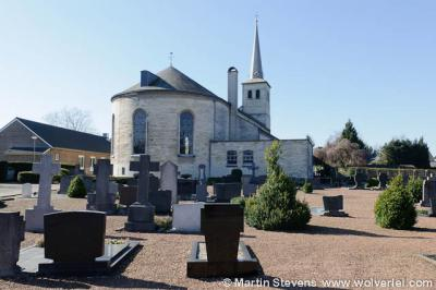 Buchten, Catharinakerk.