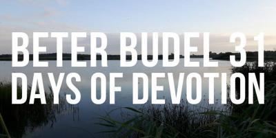 """Esther Fransen heeft onder het motto """"Beter Budel. 31 Days of Devotion"""" in juli 2017 een maand lang iedere dag een straat schoongemaakt in het dorp. Om de zoveel tijd herhaalt ze dat. Voor nadere toelichting zie onder Links."""