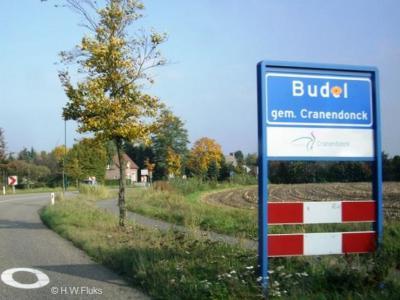 Budel is een dorp in de provincie Noord-Brabant, in de regio Zuidoost-Brabant, en daarbinnen in de streek Kempen, gemeente Cranendonck. Het was een zelfstandige gemeente t/m 1996.