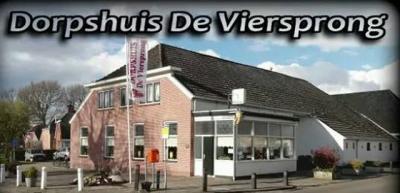 Dorpshuis De Viersprong is het bruisende dorpshart van Buinerveen. Er zijn al jaren plannen om van deze plek een echt dorpshart aan de lintbebouwing te maken. Zie verder bij Recente ontwikkelingen.