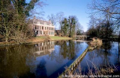 Bunnik, Oud Amelisweerd en de Kromme Rijn