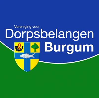 Dorpsbelangen Burgum bestaat al sinds 1893 en zet zich in algemene zin in voor de leefbaarheid van het dorp. Verder stimuleert zij het werk van de vele buurtverenigingen, onder meer door een platform te zijn voor de uitwisseling van ervaringen.