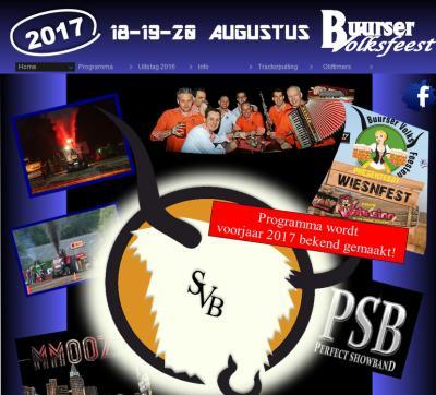 In Buurse is het in augustus drie dagen lang feest tijdens het Buurser Volksfeest, met o.a. oldtimers, tractorpulling en veel livemuziek.