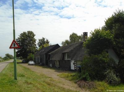 Buurtschap Buurtje, boerderij op Kerkeinde 66