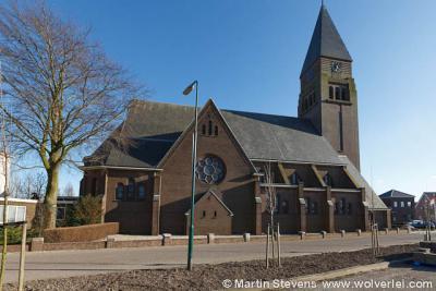 Cabauw, Sint Jacobuskerk