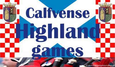 Een van de jaarlijkse evenementen in de buurtschap Calfven zijn de Highland Games Calfven (op een zondag in juli).