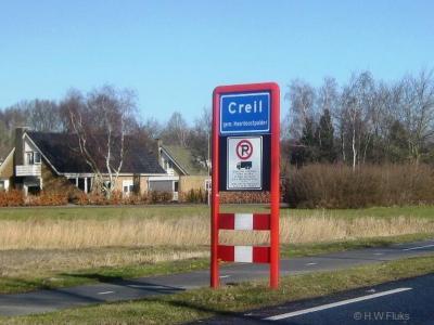 Creil is een dorp in de provincie Flevoland, gemeente Noordoostpolder.