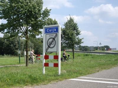 Cuijk is een dorp en gemeente in de provincie Noord-Brabant, in de regio Noordoost-Brabant, en daarbinnen in de streek Land van Cuijk.