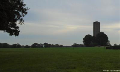 Daarle, de watertoren dateert uit 1934. Watermaatschappij Vitens heeft de toren in 2004 verkocht. De nieuwe eigenaar heeft de intentie er een woonbestemming aan te geven. De beeldbepalende functie in het landschap dient echter behouden te blijven.