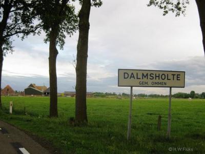 Dalmsholte is een buurtschap in de provincie Overijssel, in de streek Salland, in deels gemeente Ommen (t/m 30-4-1923 gemeente Ambt Ommen), deels gemeente Dalfsen.