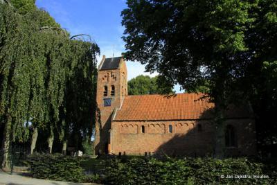 Damwâld, Bonifatiuskerk in het voormalige dorp Murmerwoude