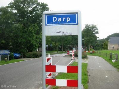 Darp is een dorp in de gemeente Westerveld. T/m 1997 gemeente Havelte.