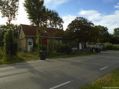 Buurtschap De Blijnse, buurtschapsgezicht aan de Haulewei