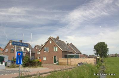Het buurtje met de intrigerende straatnaam Gloeiende Spijker - de enige straat met deze naam in Nederland! - in het O puntje van buurtschap De Bree. De theorieën over de mogelijke oorsprong van deze naam kun je lezen in het hoofdstuk Geschiedenis.