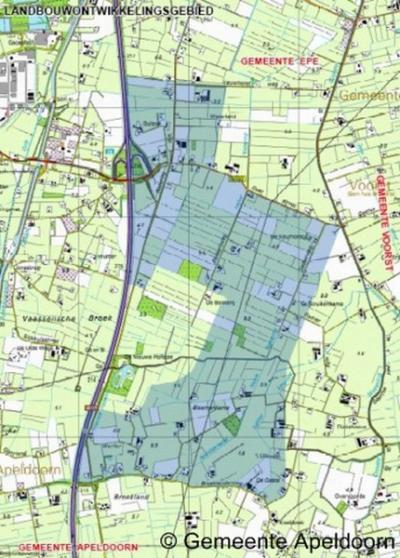 Een deel van de buurtschap Geerstraat is, samen met een Z eraan grenzend deel van Beemte-Broekland, aangewezen als Landbouwontwikkelingsgebied (LOG). Het betreft het blauw gearceerde gebied. Voor nadere informatie zie het hoofdstuk Recente ontwikkelingen.