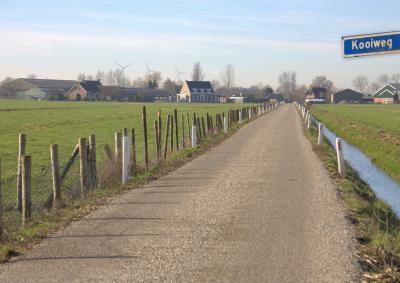De Kooi is een buurtschap in de provincie Zuid-Holland, in de streek Alblasserwaard, gemeente Gorinchem.