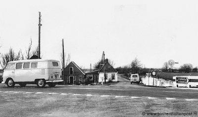 De Leste Stuver, buurtschapsgezicht, anno ca. 1965