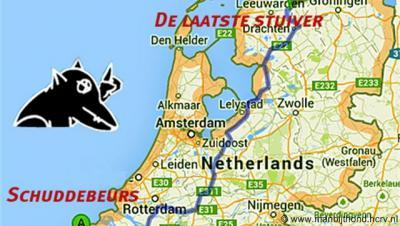 Het buurtschapje De Laatste Stuiver heeft landelijke bekendheid gekregen dankzij het NCRV-programma Man bijt hond, dat in het seizoen 2013-2014 van De Laatste Stuiver naar Schuddebeurs ging.