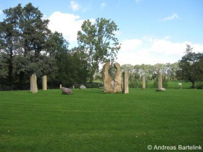 De Lutte, de Mönniksbult, ook wel het Twentse Stonehenge genoemd