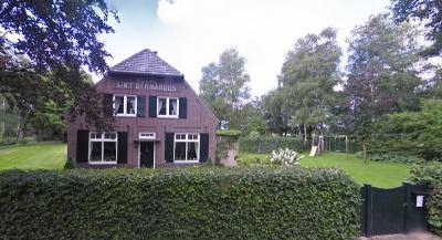 De Rund, Hoeve Sint Bernardus is een van de twee gemeentelijke monumenten in deze buurtschap. (© Google)