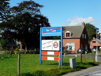 De Tike is een dorp in de provincie Fryslân, in grotendeels gemeente Smallingerland, deels gemeente Tytsjerksteradiel.