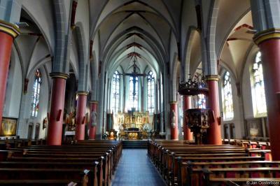 Delden, interieur RK H. Blasiuskerk
