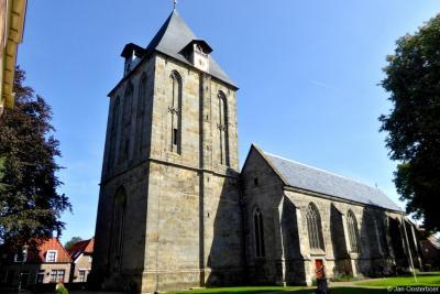 Delden, de Hervormde (PKN) Oude Blasiuskerk
