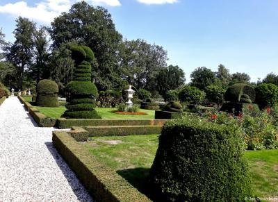 Ook de tuinen van Kasteel Twickel zijn een bezoek waard