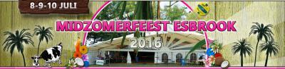 Een van de jaarlijkse hoogepunten in de buurtschappen Deldenerbroek en Deldeneresch is het Midzomerfeest Esbrook.