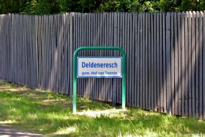 Deldeneresch is een buurtschap in de provincie Overijssel, in de streek Twente, gemeente Hof van Twente. Een groot deel van Landgoed Twickel ligt op het grondgebied van deze buurtschap.