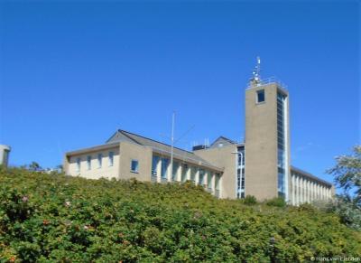 Buurtschap Dellewal, Maritiem Instituut Willem Barentsz (MIWB), in de volksmond de 'zeevaartschool'