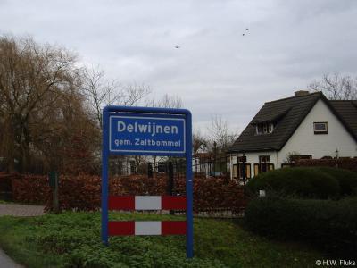 Delwijnen is een dorp in de provincie Gelderland, in de streek Bommelerwaard, gemeente Zaltbommel. T/m 1998 gemeente Kerkwiijk.