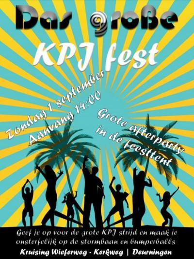 KPJ Deurningen dreigde in 2018 met het 100-jarig bestaan in zicht te worden opgeheven, maar gelukkig kwam er net op tijd een nieuw fris en fruitig bestuur en sinds Das Grosse KPJ Fest van 1-9-2019 bloeit KPJ Deurningen weer als nooit tevoren!