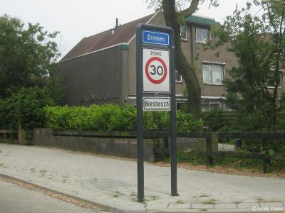 Diemen is een dorp en gemeente in de provincie Noord-Holland, in de streek Amstelland.