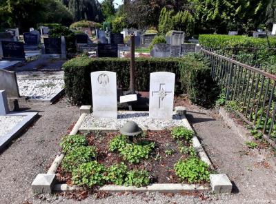 Diepenheim, begraafplaats bij de Johanneskerk