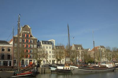 Dordrecht, Kuipershaven (© Jan Dijkstra, Houten)