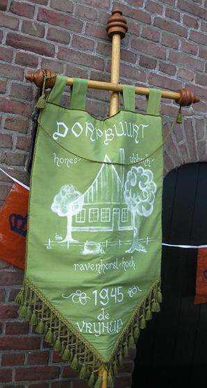 Oranjevereniging Dorpbuurt De Vrijheid is in 1945 opgericht, na de bevrijding. Vandaar de naam.